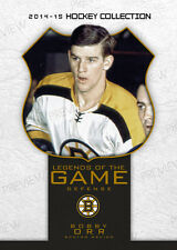 2014-15 Legends Of The Game Custom Cards DROPDOWN MENU OF PLAYERS Defense