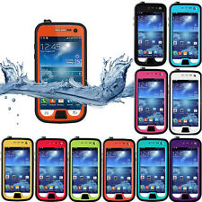 Hot Sales Waterproof Shockproof Dirt Proof Case Cover For Samsung Galaxy S4 mini