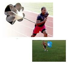 56 Running Chute Speed Training Resistance Parachute DRILL SPRINT FITNESS Soccer