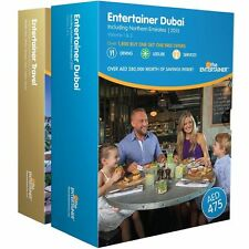 ENTERTAINER Dubai 2015 Vouchers | WILD WADI | FERRARI WORLD | SKI DUBAI & MORE