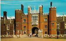 POSTCARDS BLENHEIM PALACE  ROYAL RESIDENCES CASTLES HAMPTON COURT BALMORAL