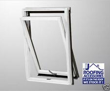 Velux/Duratech Roof Window 550 x780mm White Finish with Flashing