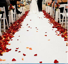 1000 PCS Wedding Party Decoration Table Confetti Fabric Silk Flower Rose Petals