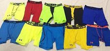 Under Armour Men's Heatgear Compression Shorts Sonic/Dynasty/Vented NEW
