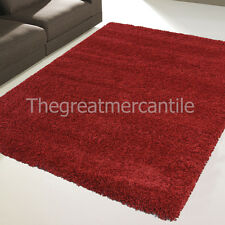 Majestic Shag 100% Heat Set 2 Ply Polypropylene Rug Collection {Select Color}