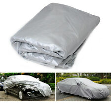 Waterproof UV Sun Snow Dust Rain Resistant Outdoor Full Car Auto Cover M XL XXL