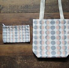 Little Spoons Design: Valentine's Limited Edition pairing-Lady Mid tote + pouch
