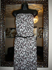 NEXT STRETCH BANDEAU MAXI DRESS 8/10 10/12 12/14 16/18 NEW IN HOLIDAY / BEACH