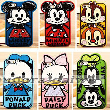 Classic Cartoon Character Design Soft Silicone Back Case For iPhone 6 and 6 Plus