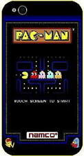 PAC-MAN / PACMAN VINTAGE GAME personalised iPHONE 6 5 5C 4 iPOD REAR COVER CASE