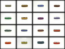 NEW NCAA GROUP-4 119 COLLEGE TEAMS 550 PARACORD COBRA SPORTS SURVIVAL BRACELETS