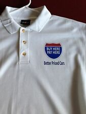 MENS POLO SHIRT HANES SOFT L'INK SOFTLINK - ADD A LOGO, PICTURE OR TEXT S - 4XL