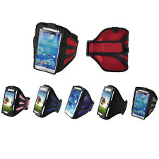 Running Biking Gym Sports Mesh Armband Case Cover Pouch For Samsung Galaxy S4 S3