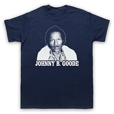 CHUCK BERRY JOHNNY B. GOODE ROCK T-SHIRT UNOFFICIAL MENS LADIES KIDS SIZES COLS