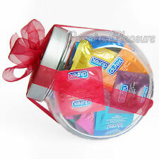 DUREX condoms MIX - perfect romantic GIFT! ** 69 Moments of LOVE ** for Him/Her
