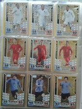 MATCH ATTAX 2014 WORLD CUP HUNDRED CLUB, LIMITED EDITION #268-272, LE1-LE4 -PICK