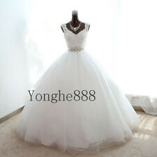 Ball Gown Plus Size Dresses Formal Dress Bridal Gown Lace White Wedding Dresses