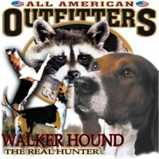 T-shirt Shirt Coon Hound Coonhound Dog Hunter Hunting Treeing Walker The Real