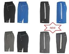 SLAZENGER NEW Men's Running Gym Sports Shorts S, M, L, XL, XXL MULTIPLE COLORS