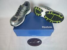 Reebok RB4898 Oxford Composite Safety Toe Athletic Work Shoes ESD Footwear NIB