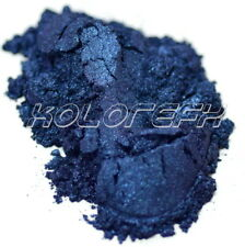 Sapphire Blue Pearl Pigment Plastidip Paint Kandy Dip Art Polish Clear Halo Dip