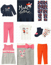 NWT Gymboree Baby Girls PREP PERFECT Dress Tops Clothes Outfits 12-18M 2T 3T