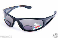 Sport Bifocal Reading Fishing Sunglasses TAC Polarized Lens Lightweight PC7331BF