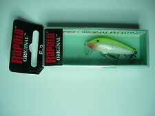Rapala Original Floating F3 Fishing Lures 1/16oz / 2g Various Colours 3cm