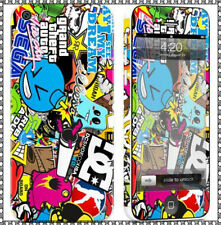 STICKER BOMB Full Decal Vinyl Skin Cover Sticker Kit case for Iphone Ipod Galaxy
