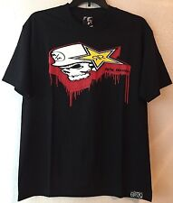Metal Mulisha Mens Rockstar- Runz T-Shirt