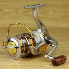 new 10BB Ball Bearing Saltwater/ Freshwater Fishing Spinning Reel 5.5:1