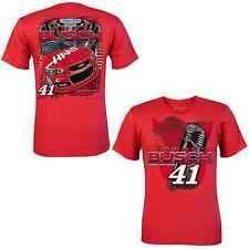 Kurt Busch 2015 Chase Authentics #41 Haas Automation Chassis Tee FREE SHIP