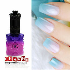 15ML Temperature Change Color Gel Nail Polish Soak Off Nail Art UV LED Manicure