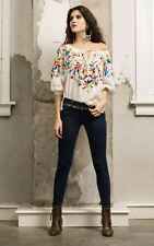 Roja Collection Spring 2015 Otomi Embroidered Top!