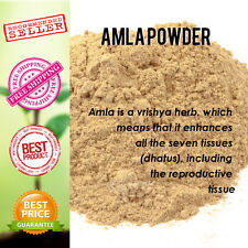 AMLA, Indian Gooseberry, Indian Herbs Powder, Natural and Fresh For Healthy Hair