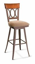 Amisco Cindy Swivel Counter, Bar Stool or Spectator Stool - 41417