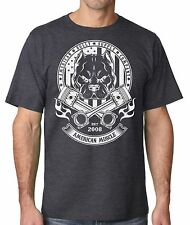 PitBull American Muscle American Bully Supply co Men's T shirt from sm thru 5x