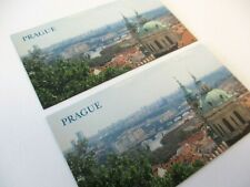 PRAGUE MAGNETS BEAUTIFUL COLLECTIBLES SOUVENIRS 3 VARIATIONS MAJESTIC VIEWS