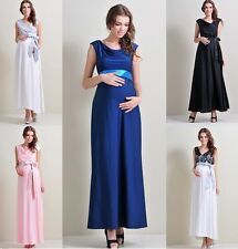 Maternity Evening dress,Party Gowns,Baby Shower Wedding Bridal Pregnancy dresses