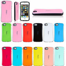 iFace Gel Shock-Absorbing Shockproof Bumper Cover Case Skin for iPhone 4 4S 5 5S