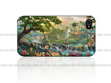 Disney Jungle Book Hard Cartoon Case For iPhone iPod Samsung Galaxy Sony Xperia