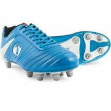 Samurai Katana Rugby Boots. Available in blue or black, ALL SIZES 7-13 available