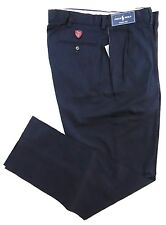 Ralph Lauren Polo Golf Shield Chino Pleated Khaki Fairway Pants 32 33 34 38 30