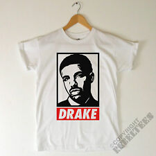 Drake illustration T-SHIRT Hip Hop R n B Rap Jay-Z Rihanna beyonce Take Care -