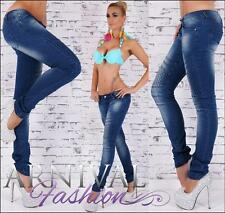 NEW SEXY WOMENS CLOTHING JEANS XS S M L XL shop online LADIES SKINNY DENIM PANTS