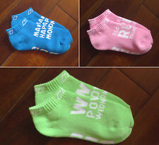 Free Postage - 2 Pairs Lorna Jane Iconic Sport Socks Gym Workout Running