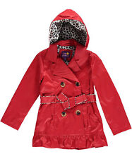 "Pink Platinum Big Girls' ""Splash Maker"" Raincoat (Sizes 7 - 16)"