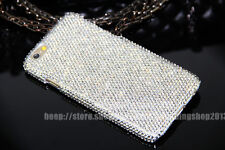 Super Bling Clear Austria Diamond Crystal Case Cover For iPhone 6/6 Plus /5 5S
