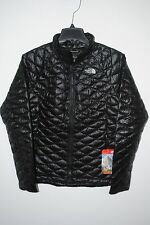 THE NORTH FACE THERMOBALL JACKET 2015 WOMENS BLACK INSULATED NEW AUTHENTIC