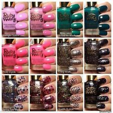 Ruby Wing - Spring Fling - Colour Changing Nail Polish 15ml (Creme and Glitter)